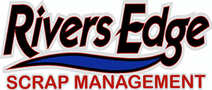 Rivers Edge Scrap Management Logo